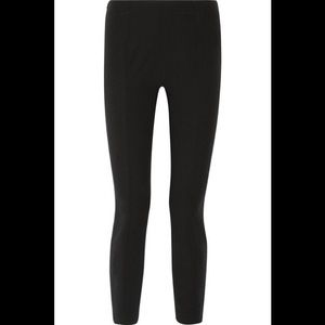The Row Twill Cropped Pants